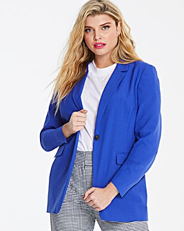 Mix and Match Colbalt Fashion Blazer