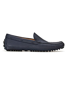 BOSS Leather Driving Moccasin