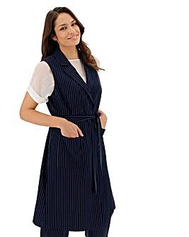 Pin Stripe Waistcoat