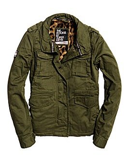 Superdry Amelia Rookie Icon Jacket