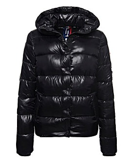 Superdry High Shine Toya Puffer