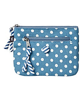 Joe Browns Sweet Vintage Polka Dot Purse