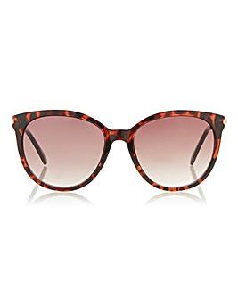 Dune Gloria Tortoiseshell Sunglasses