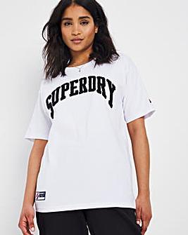 Superdry Varsity Arch Mono Tee
