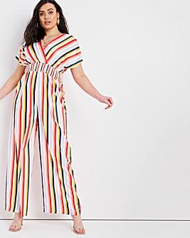 Little Misstress Stripe Jumpsuit