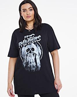 Foo Fighters T-Shirt by Daisy Street