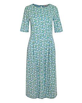 Cath Kidston Printed Jersey Dress