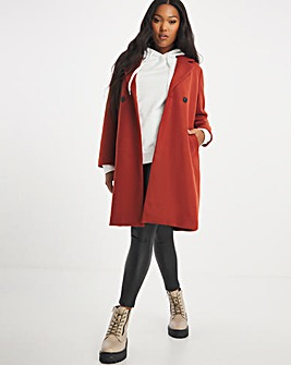 Vero Moda Longline Coat