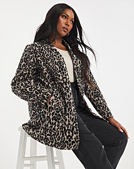 Vero Moda Animal Print Jacket