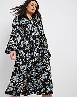 Joe Browns AOP Boho Dress