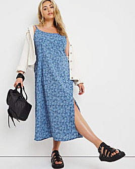 Joe Browns Ditsy Floral Strappy Dress