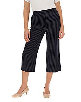Pin Stripe Culottes