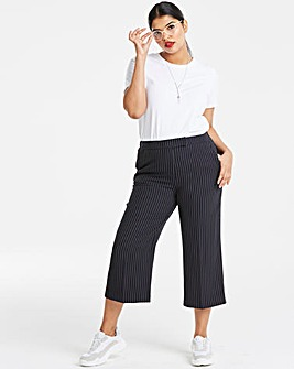 Pin Stripe Culottes