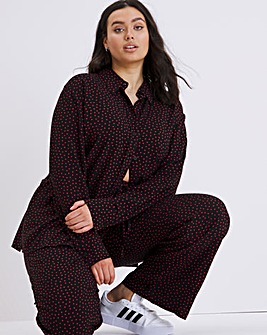 Finery London Fleur Spot Blouse