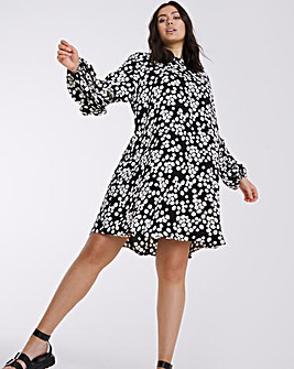Finery London Ditsy Rose Dress