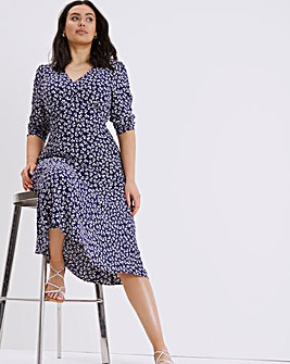 Finery London Ditsy Molly Dress