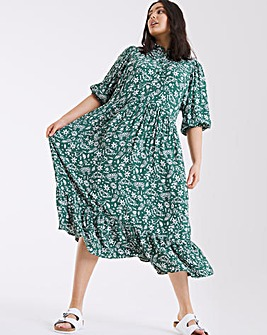 Finery London Print Kyra Dress