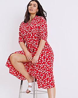 Finery London Ditsy Willow Dress