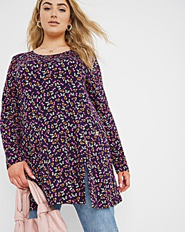 Joe Browns All Over Butterfly Print Tunic