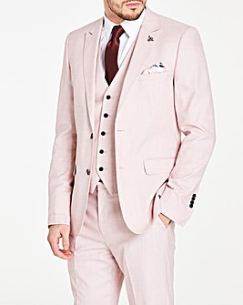Light Pink Harry Suit Jacket