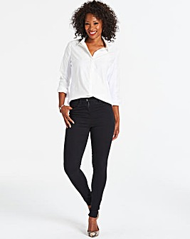 Lucy High Waist Skinny Jeans