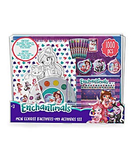 ENCHANTIMALS Creative Activities Set