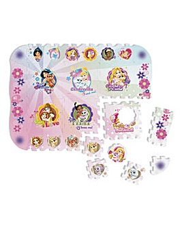 DISNEY Princess Floor Mat Puzzle 12 Pcs