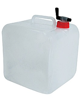 Streetwize 15Litre Folding Water Carrier
