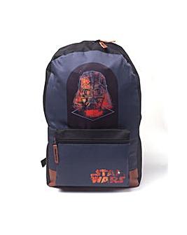 STAR WARS Darth Vader Print Backpack