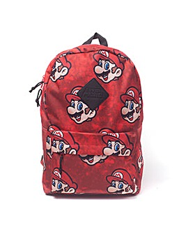 Super Mario Bros. Red Mario Backpack