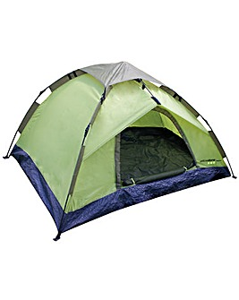 Yellowstone 4 Person Rapid Pitch Tent