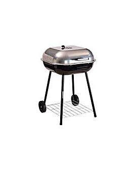 Charcoal Square Smoker BBQ