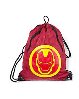 MARVEL COMICS Iron Man Gymbag