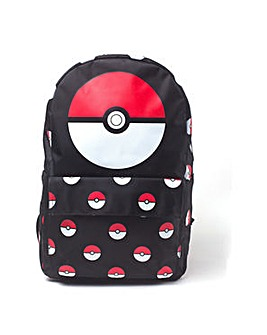 POKEMON Pokeball All-over Print Backpack