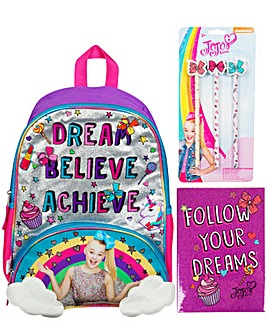 JoJo Large Filled BackPack Rainbow Style