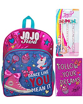 JoJo Large Filled BackPack