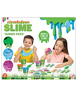 Nickelodeon Slime Jumbo Set