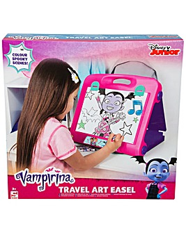 Vampirina Travel Art Easel