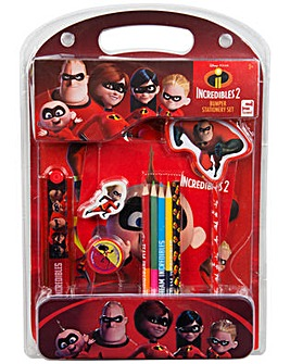 Incredibles Bumper  Stationery Set