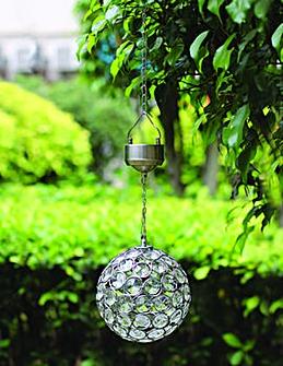 Gardenwize Solar Crystal Light