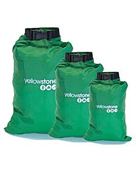 Yellowstone Set Of 3 Dry Sacks