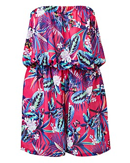 Mix and Match Beach Playsuit