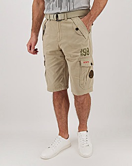 Joe Browns Badged Up Cargo Short