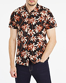 Joe Browns Retro Palms Shirt Long