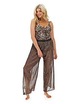 Together Jungle Minimalist Palazzo Pant