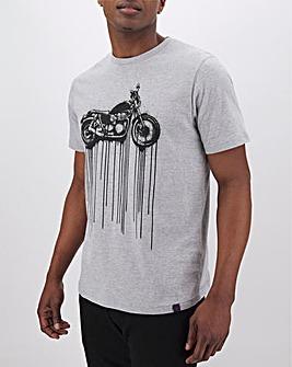 Joe Browns Melt The Metal T-Shirt Long