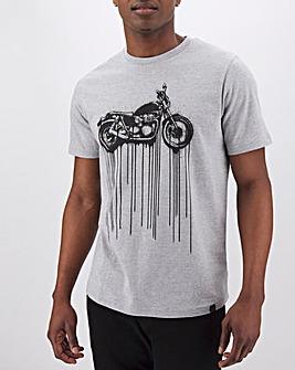 Joe Browns Melt The Metal T-Shirt