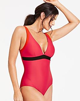 Pink/Orange Swimsuit