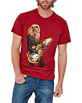 Joe Browns Hot Sounds T-Shirt Long