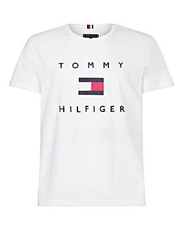 Tommy Hilfiger Flag Tee